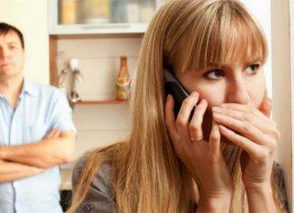 Spion auf dem Handy meiner Frau